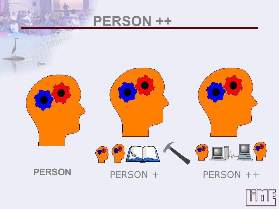 PERSON ++ PERSON PERSON + PERSON ++