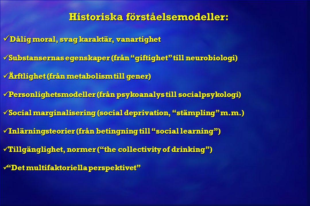 Historiska förståelsemodeller:
