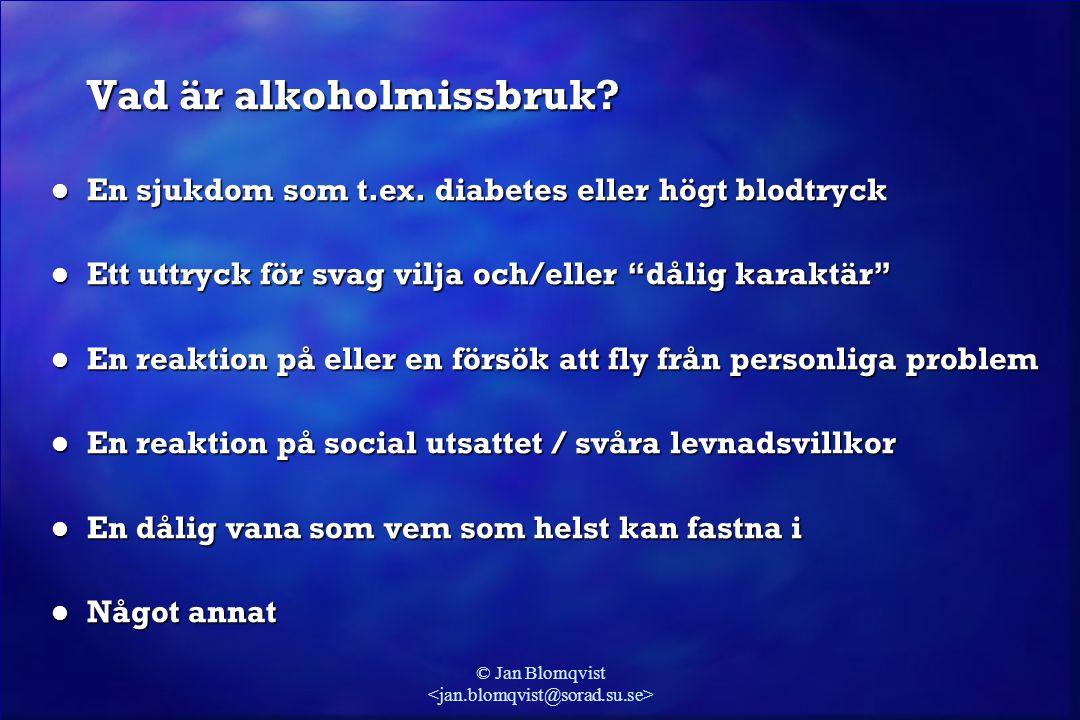 © Jan Blomqvist <jan.blomqvist@sorad.su.se>