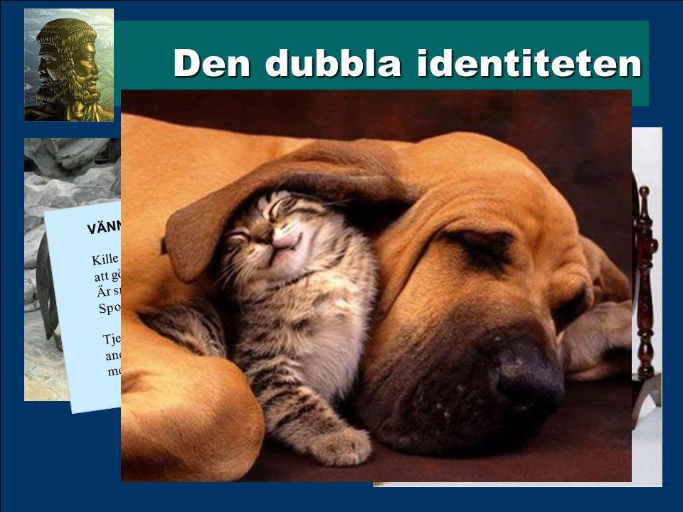 Den dubbla identiteten