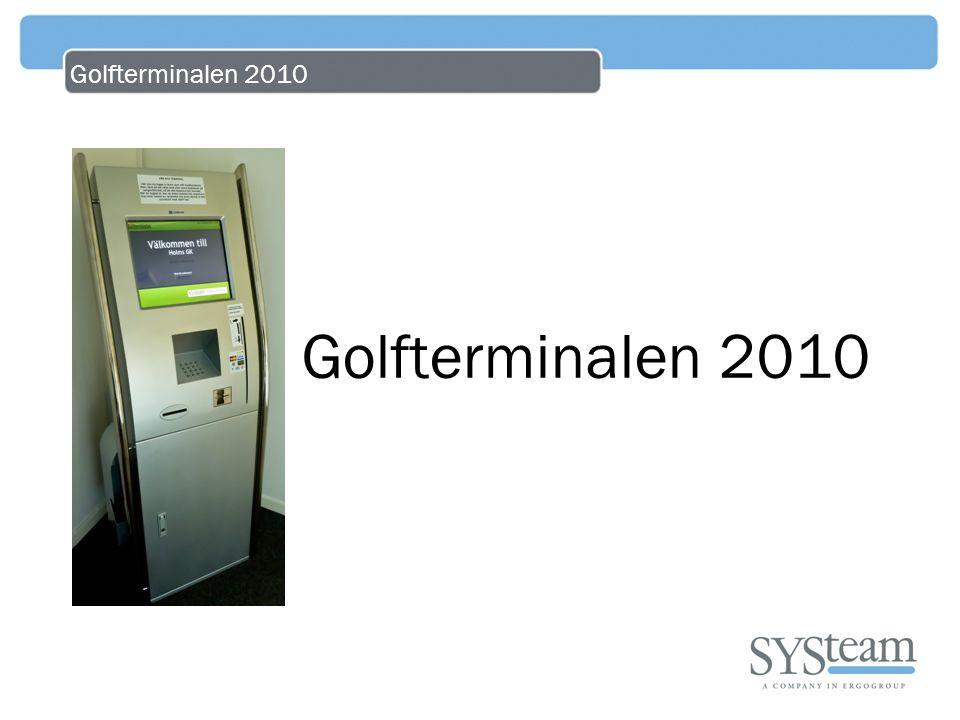 Golfterminalen 2010 Golfterminalen 2010