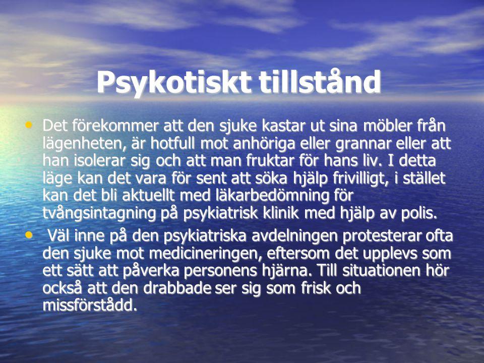 Psykotiskt tillstånd
