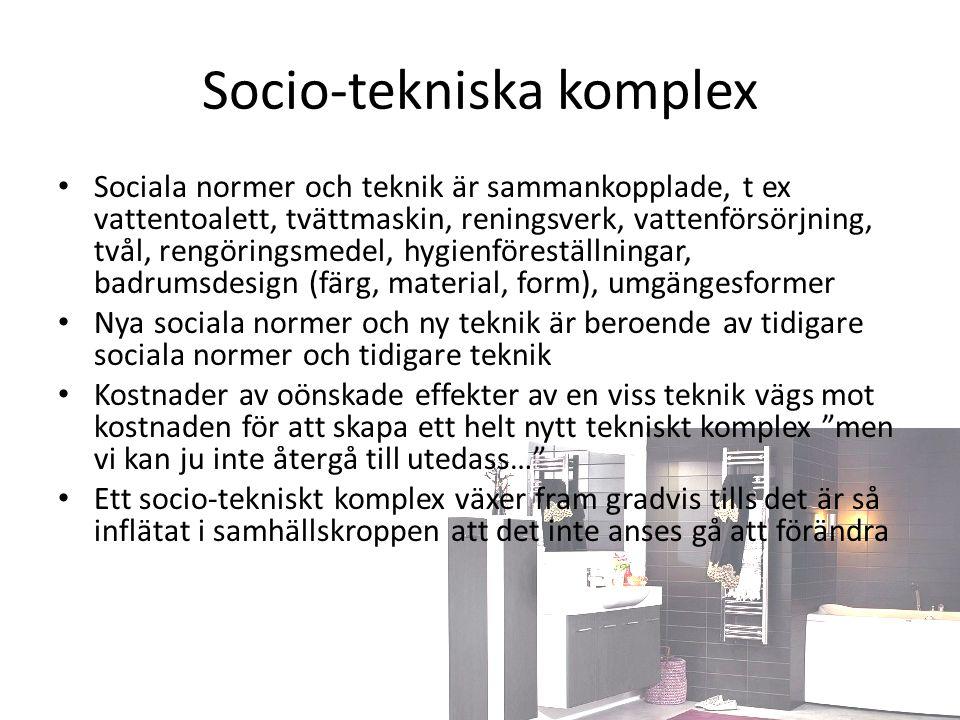 Socio-tekniska komplex