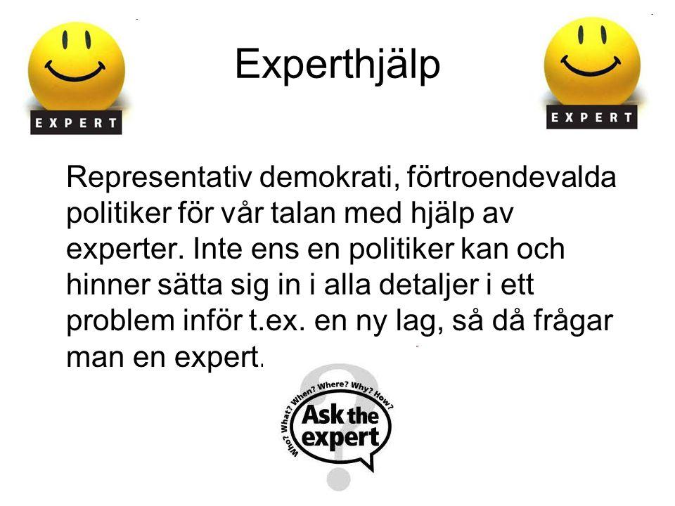 Experthjälp