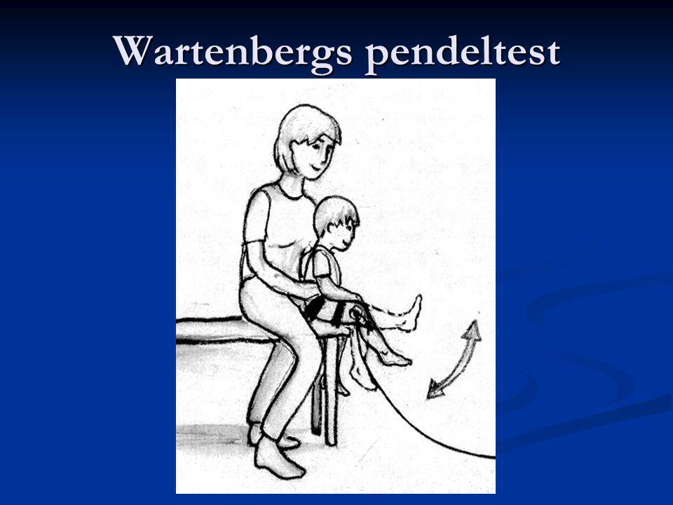 Wartenbergs pendeltest