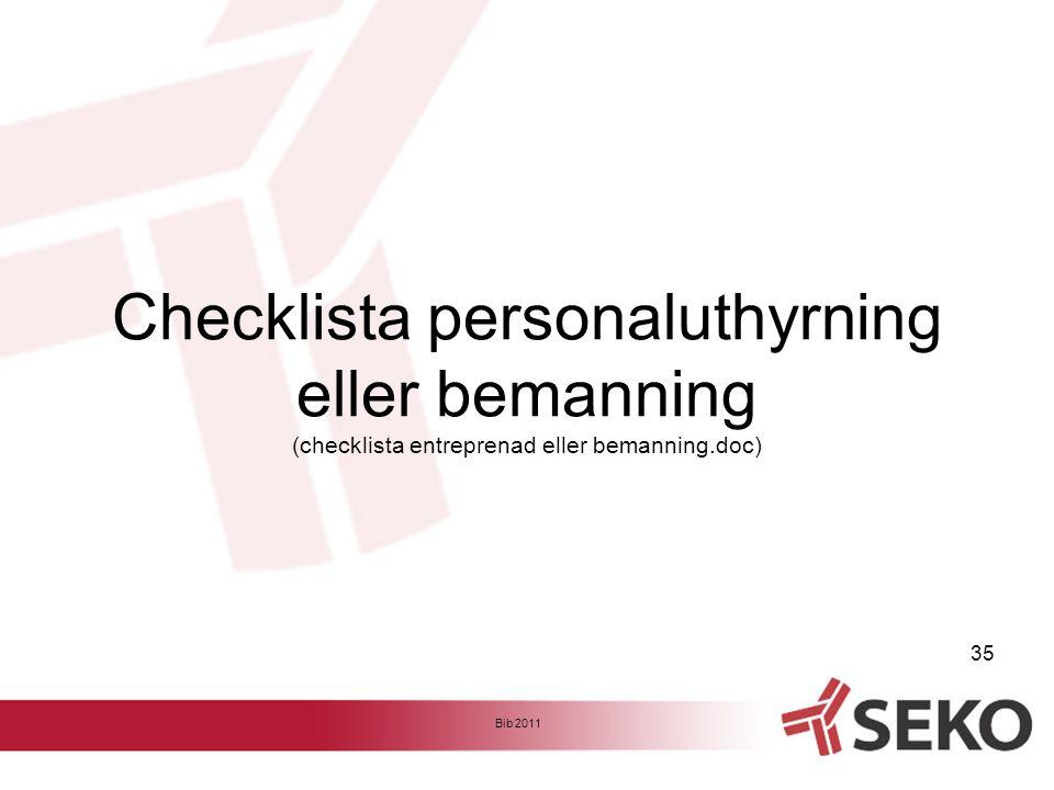 Checklista personaluthyrning eller bemanning (checklista entreprenad eller bemanning.doc)