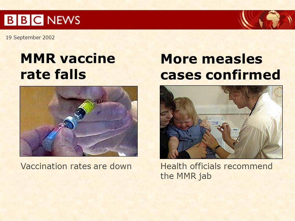 More measles cases confirmed