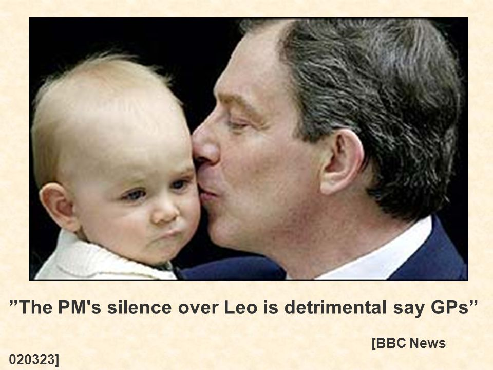 The PM s silence over Leo is detrimental say GPs