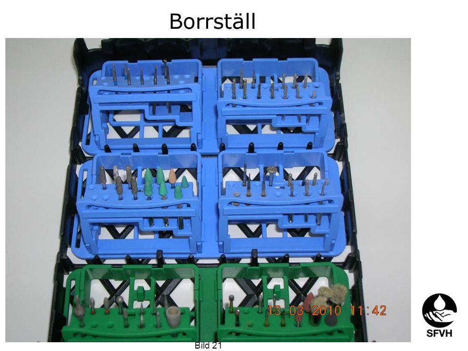 Borrställ Bild 21