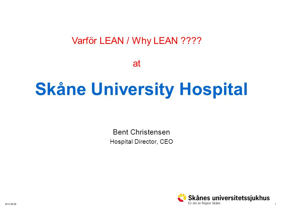 Skåne University Hospital