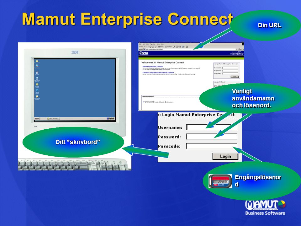 Mamut Enterprise Connect