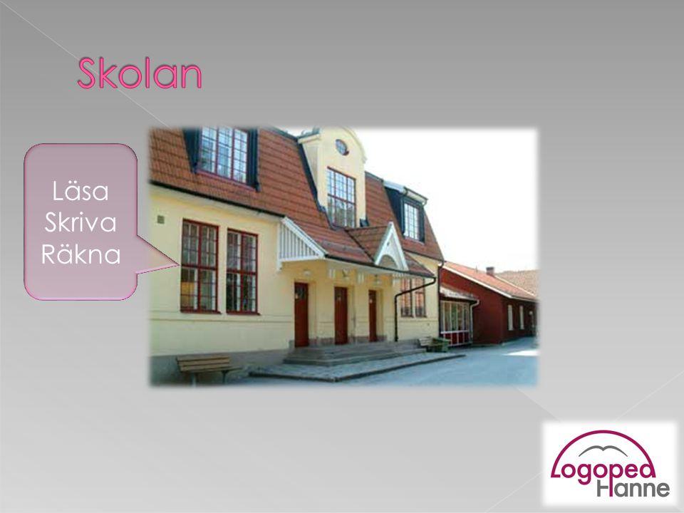 Skolan Läsa Skriva Räkna