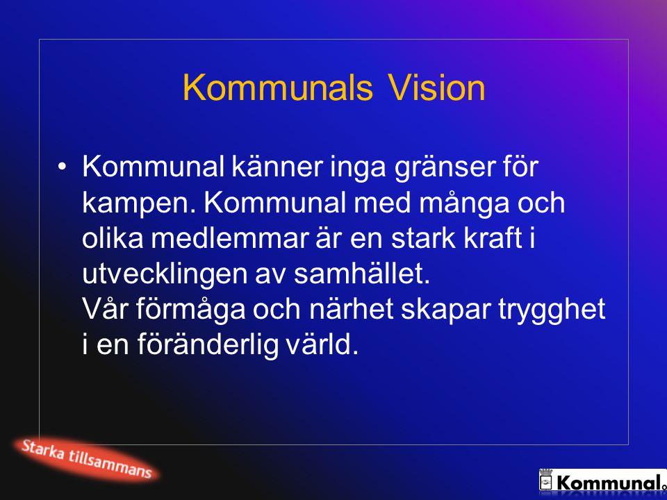 Kommunals Vision