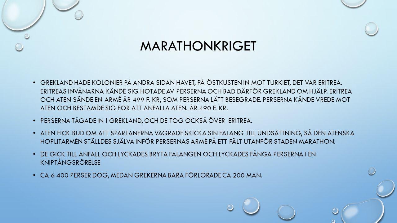 Marathonkriget