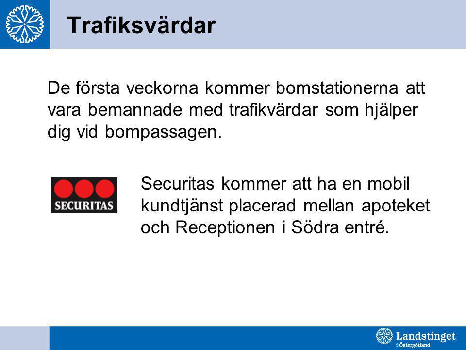 Trafiksvärdar