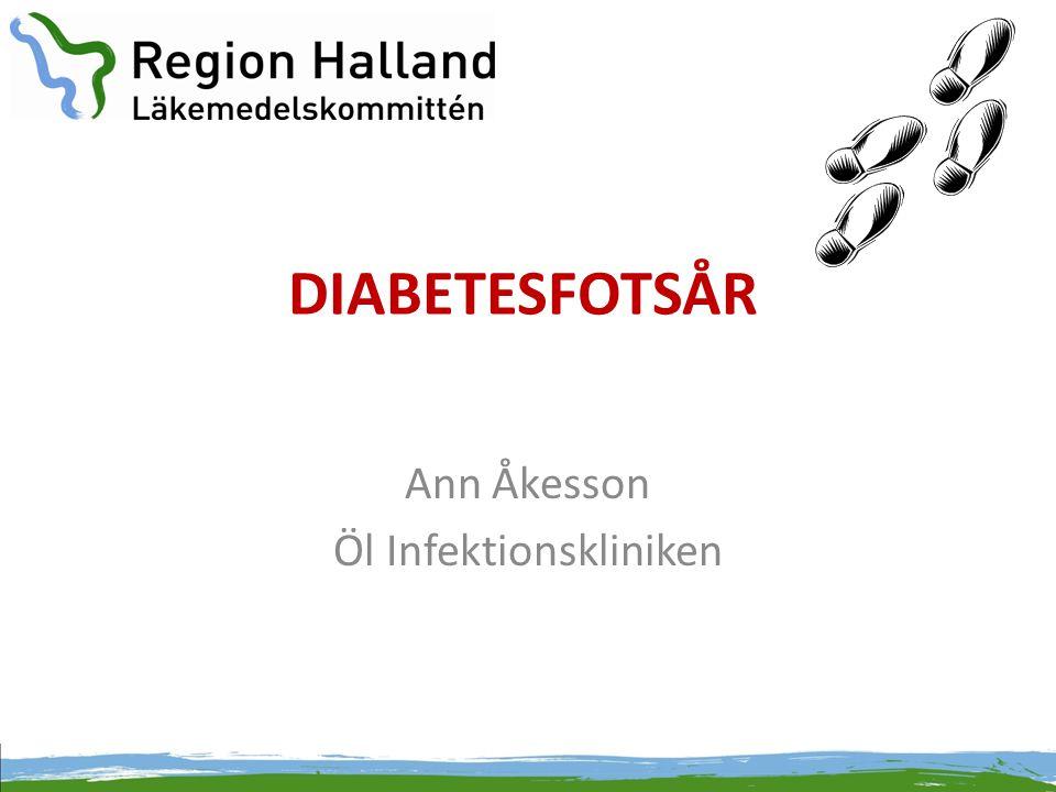Ann Åkesson Öl Infektionskliniken