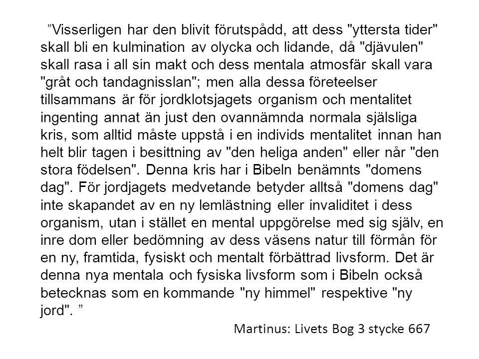 Martinus: Livets Bog 3 stycke 667