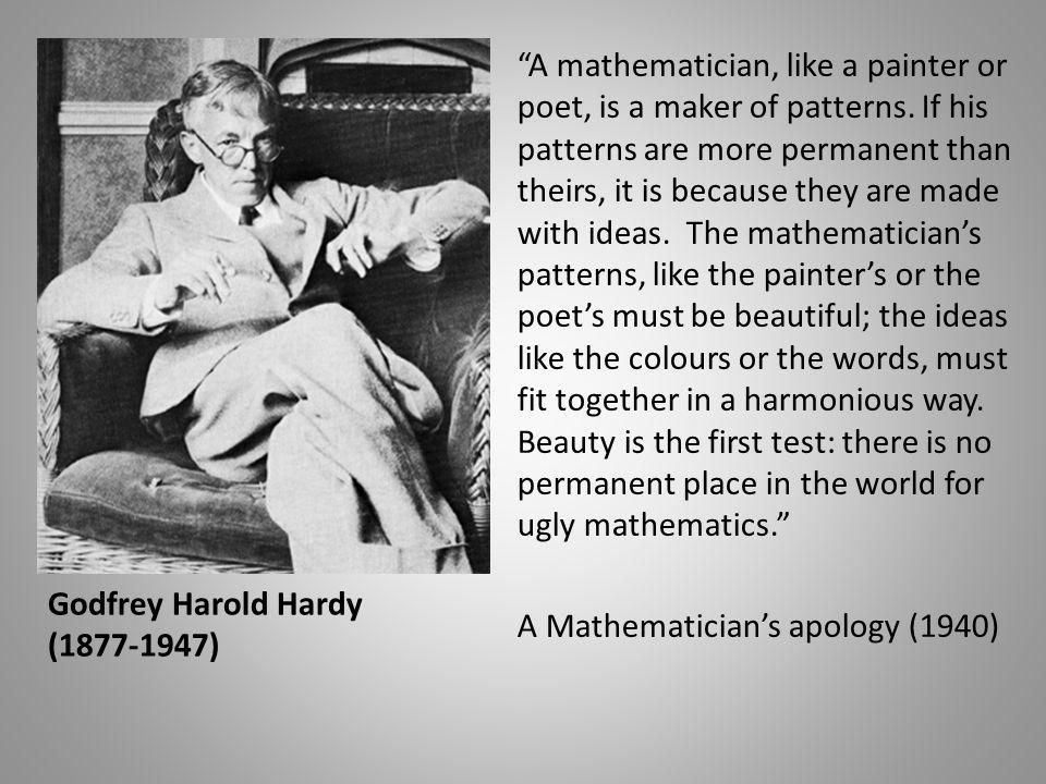 Godfrey Harold Hardy (1877-1947)