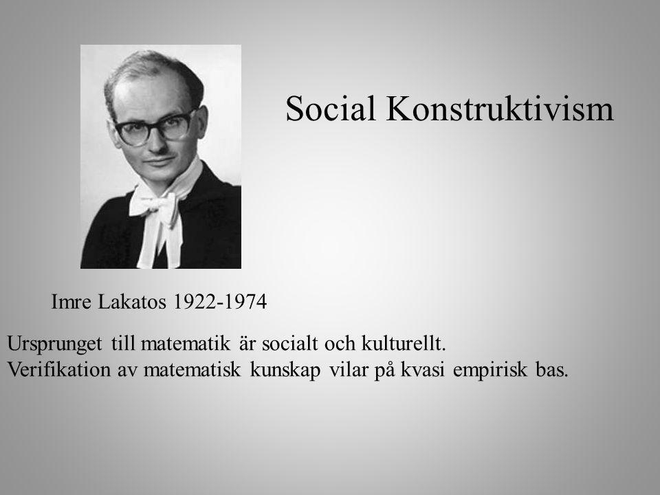 Social Konstruktivism