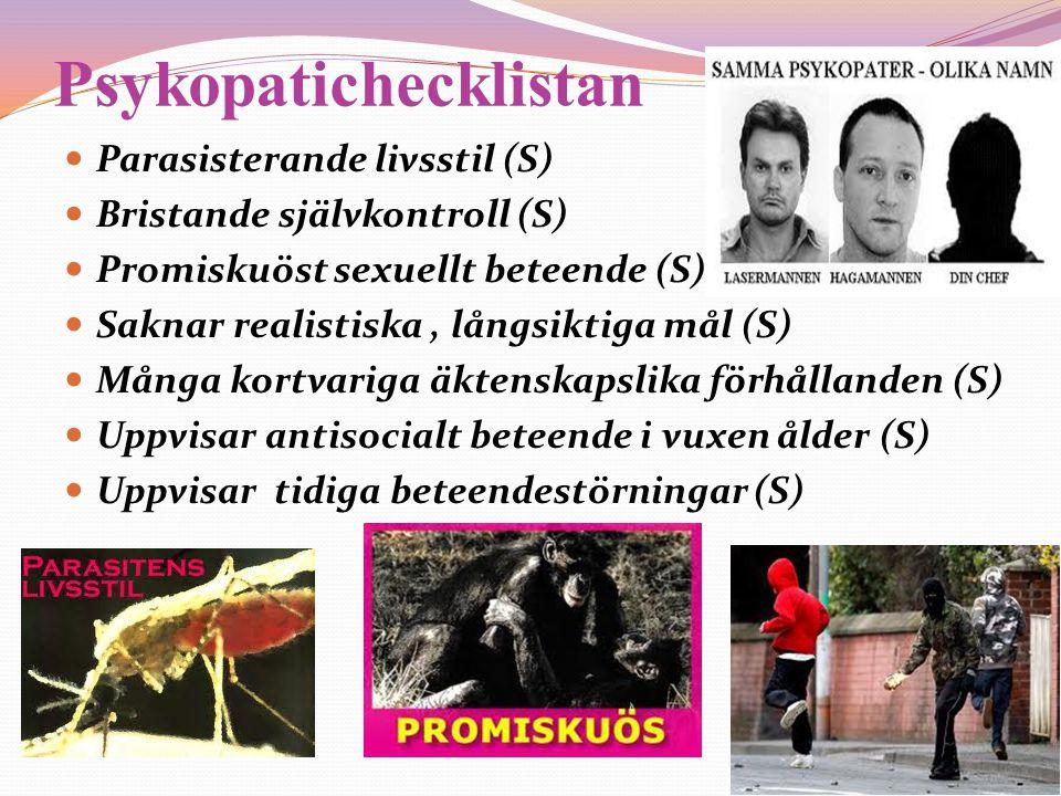 Psykopatichecklistan