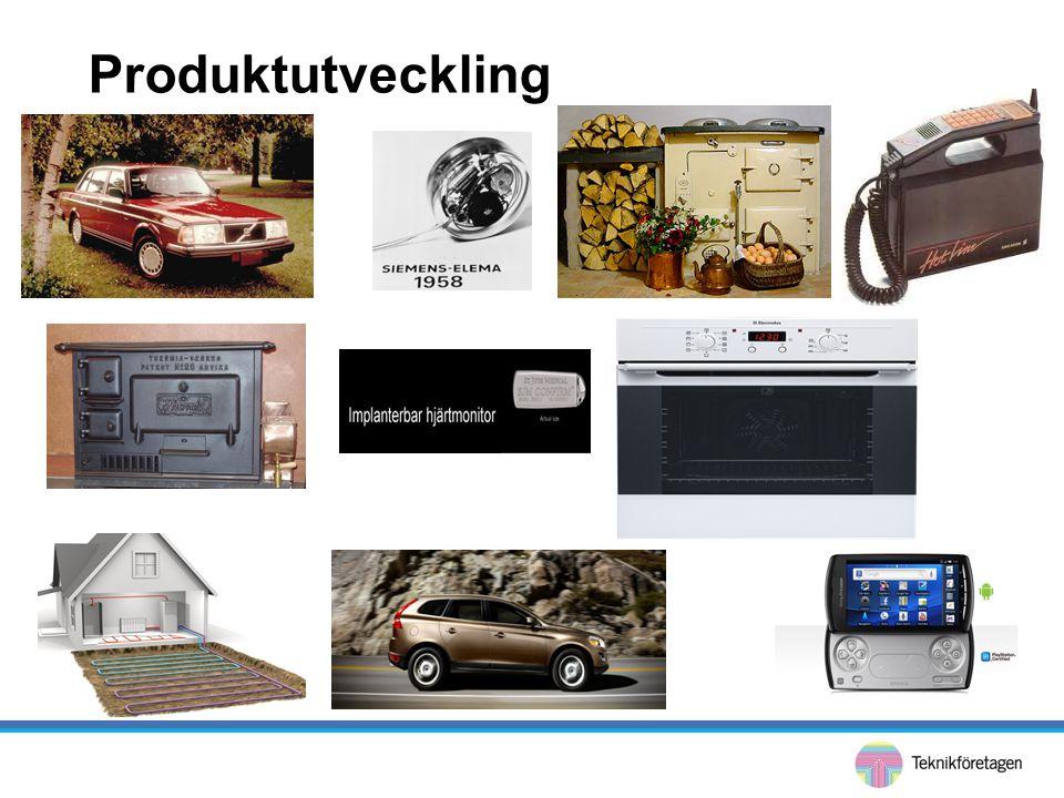 Produktutveckling VÅRT UPPDRAG OCH VÅRA UPPDRAGSGIVARE