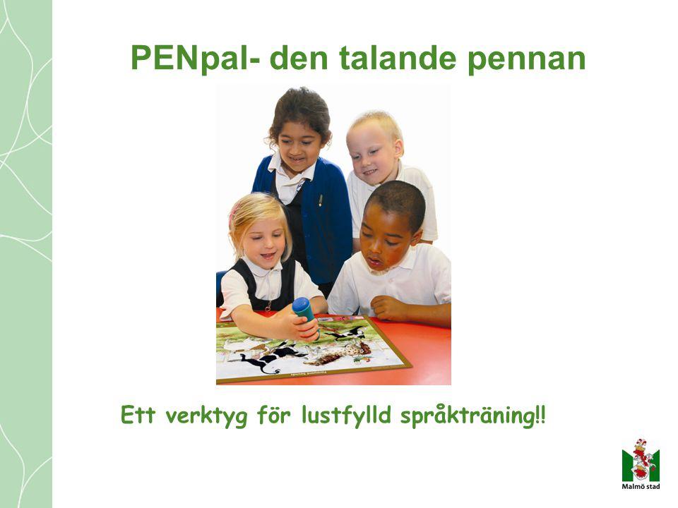 PENpal- den talande pennan
