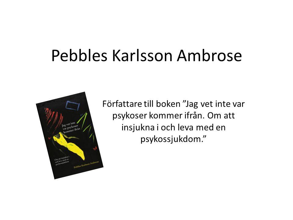 Pebbles Karlsson Ambrose