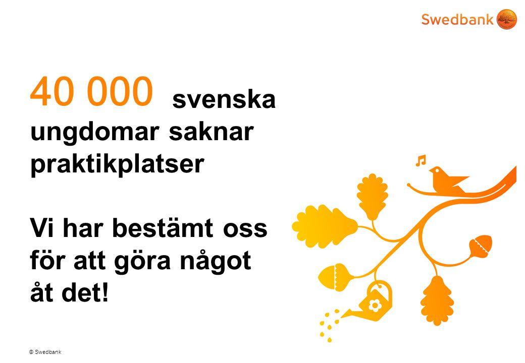 svenska ungdomar saknar praktikplatser Vi har bestämt oss för att göra något åt det!