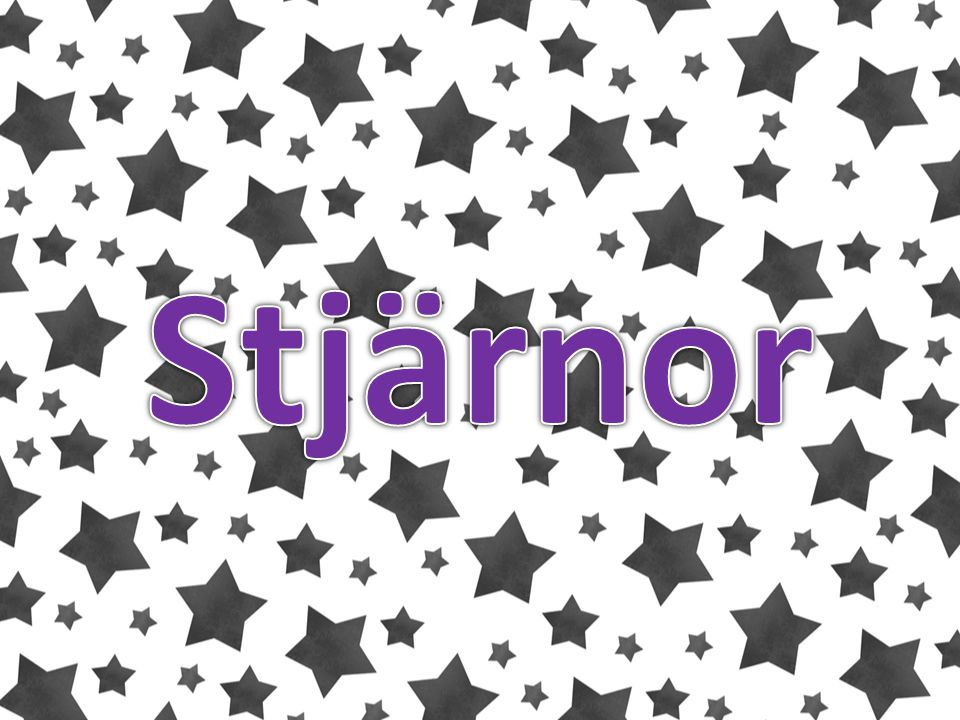 Stjärnor