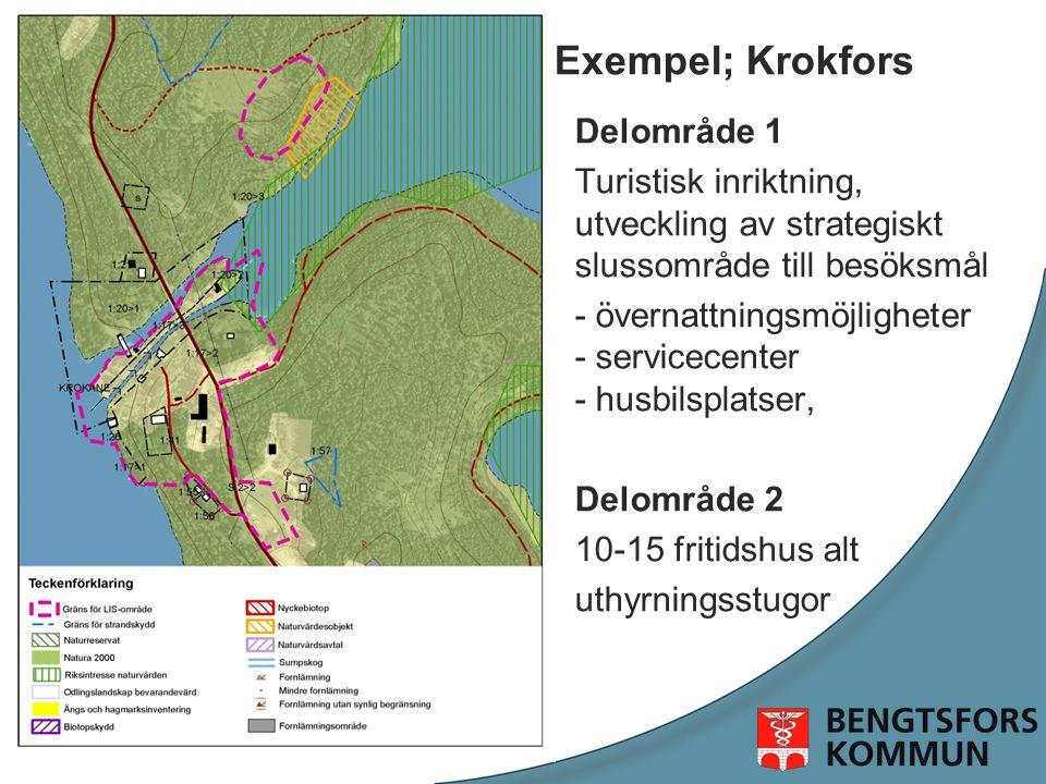 Exempel; Krokfors