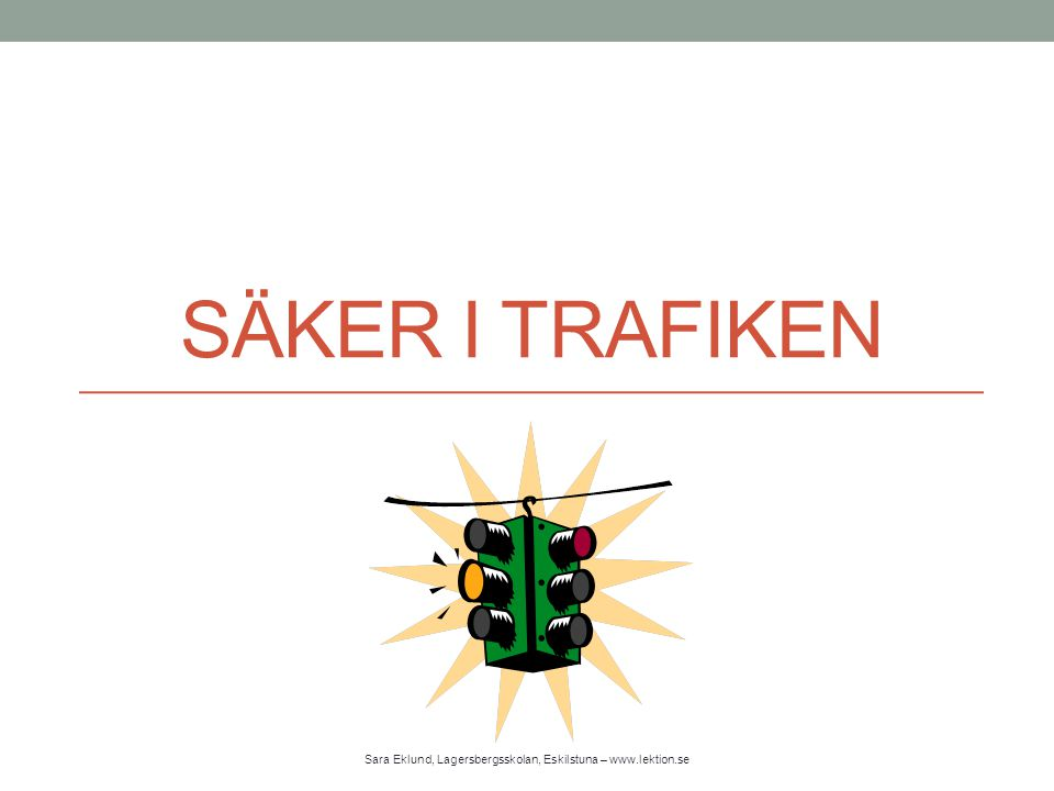 Sara Eklund, Lagersbergsskolan, Eskilstuna – www.lektion.se
