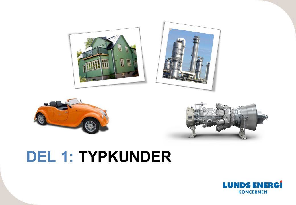 Del 1: Typkunder Fredrik: Första delen utvärderade vi olika TYPKUNDER