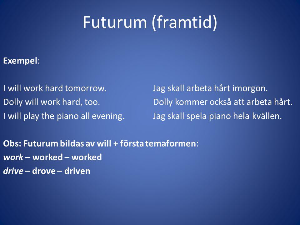 Futurum (framtid)