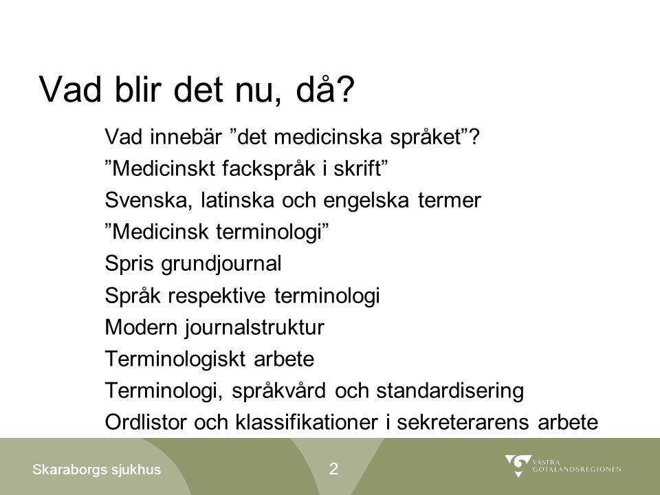 översättning svenska engelska medicinska termer