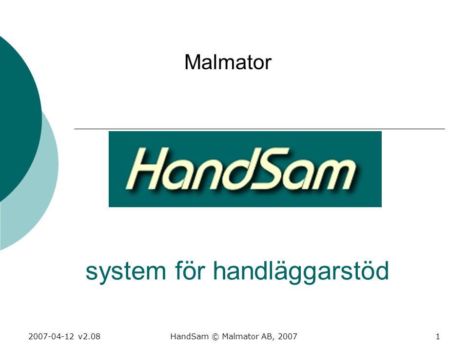 system för handläggarstöd