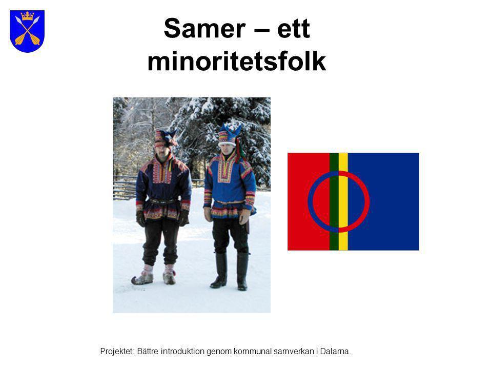 Samer – ett minoritetsfolk