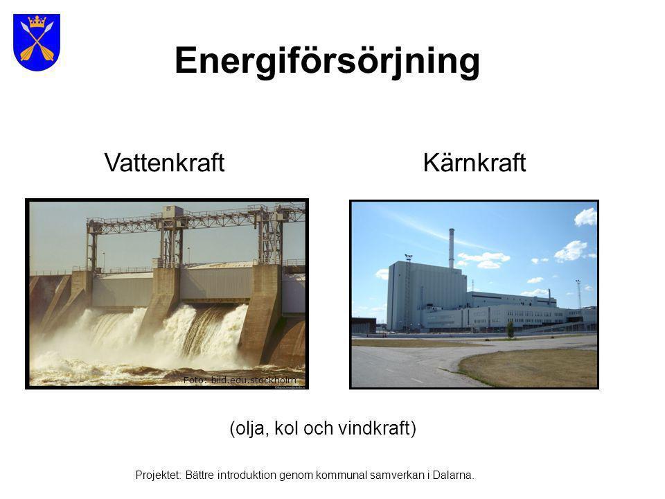 (olja, kol och vindkraft)