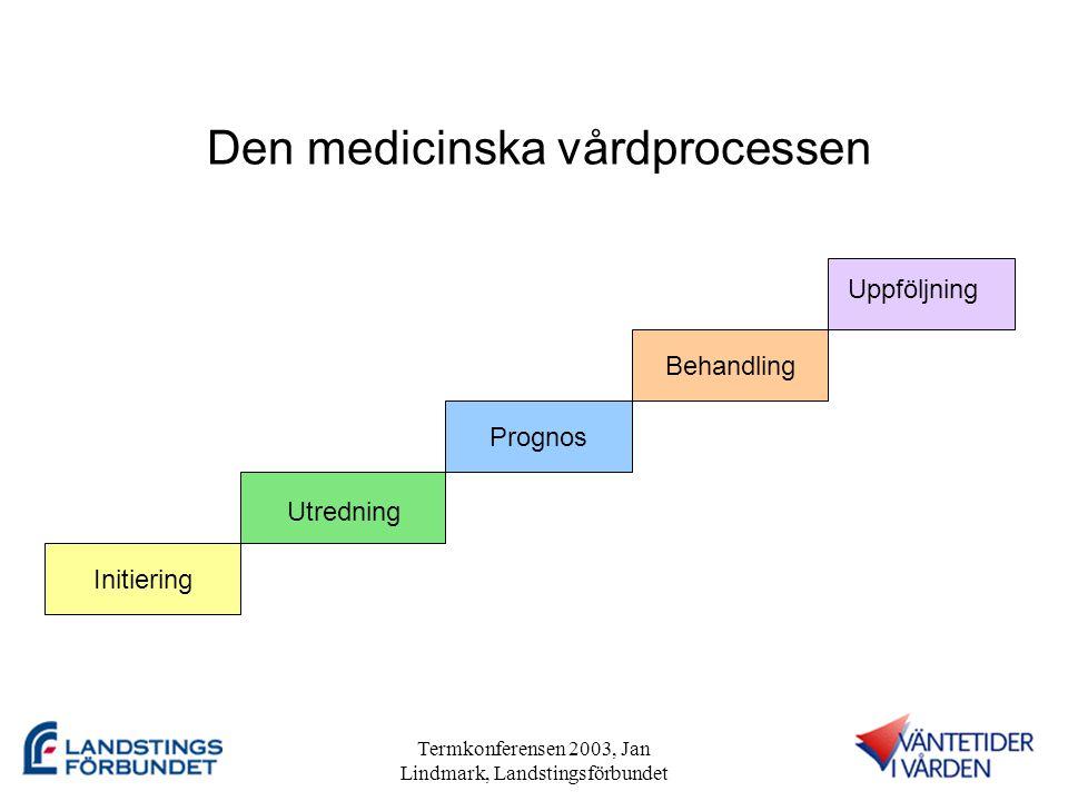 Den medicinska vårdprocessen