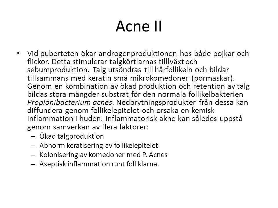 Acne II