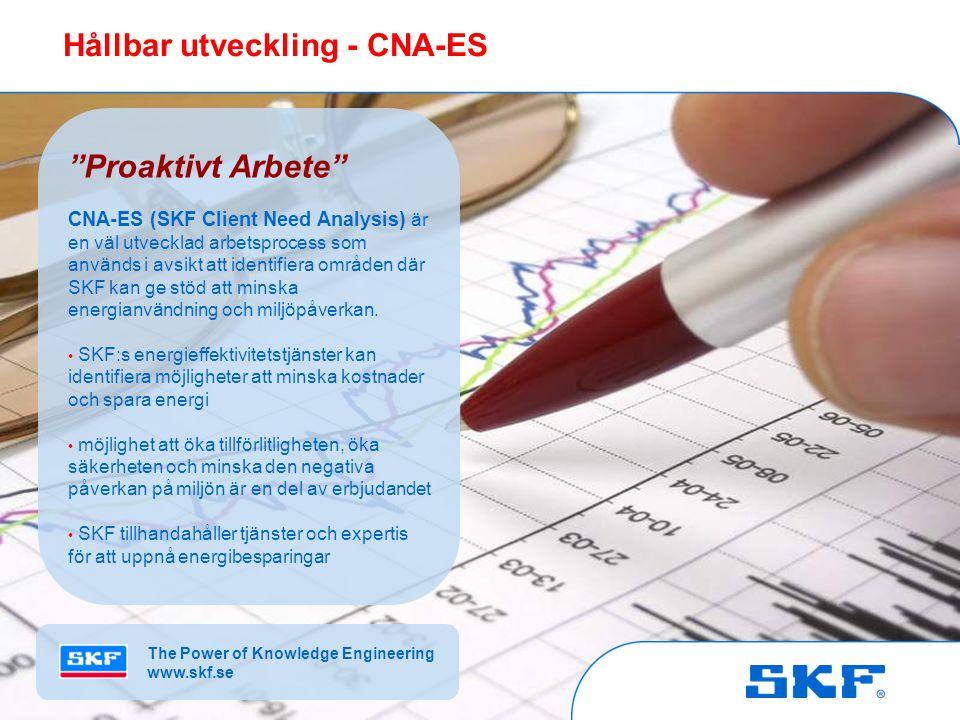 Hållbar utveckling - CNA-ES