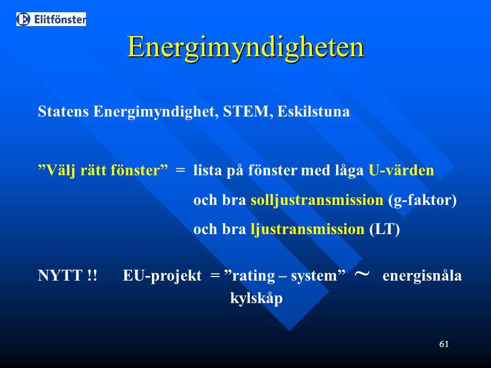 Energimyndigheten Statens Energimyndighet, STEM, Eskilstuna