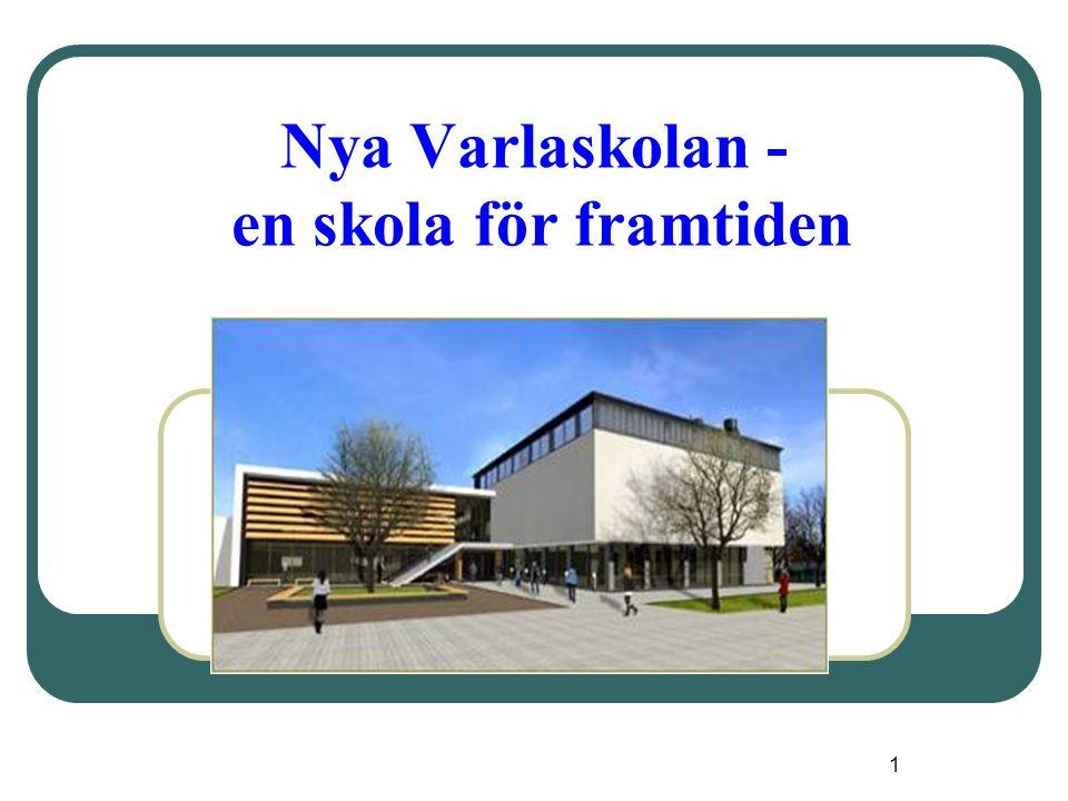 Nya Varlaskolan - en skola för framtiden