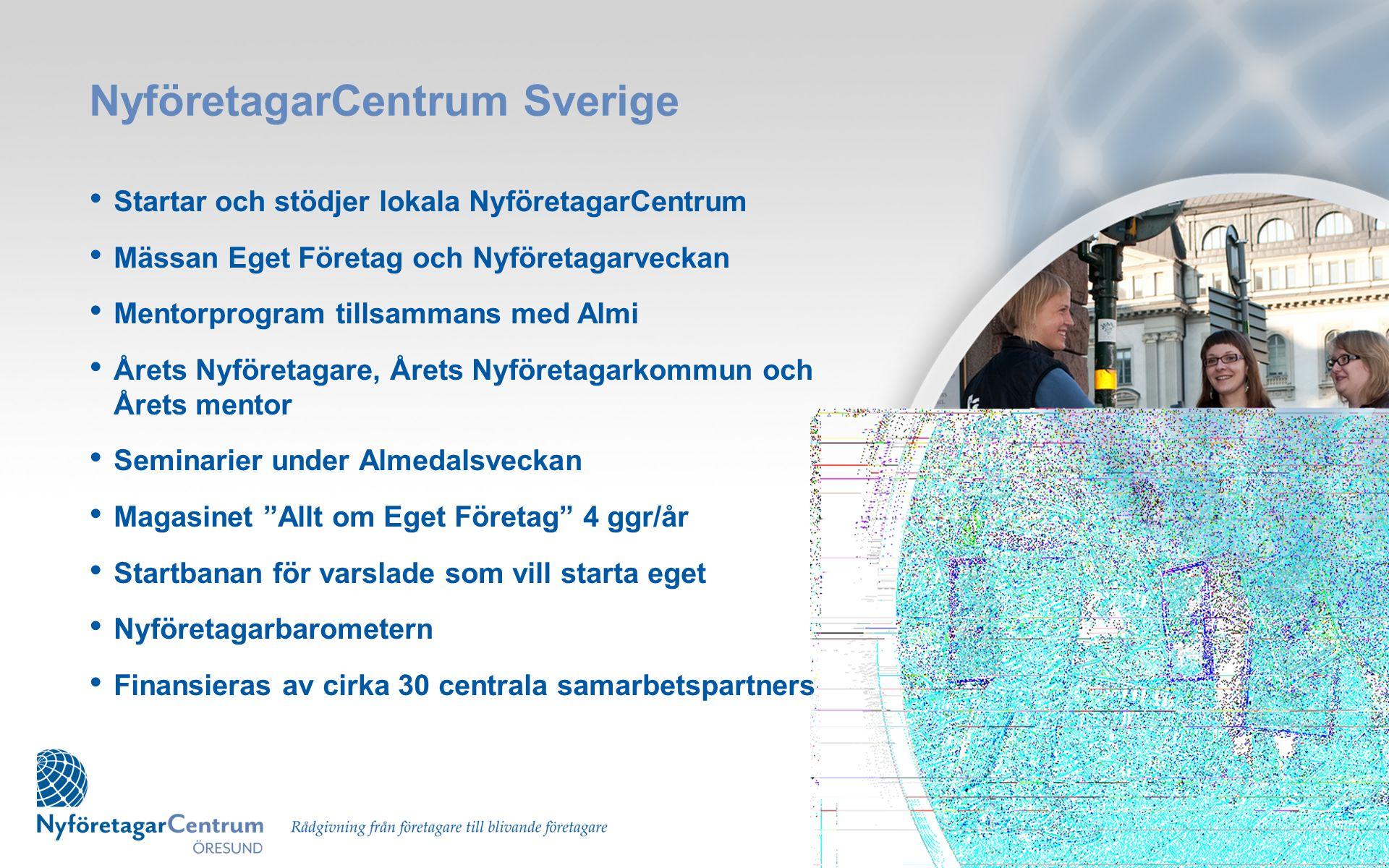 NyföretagarCentrum Sverige