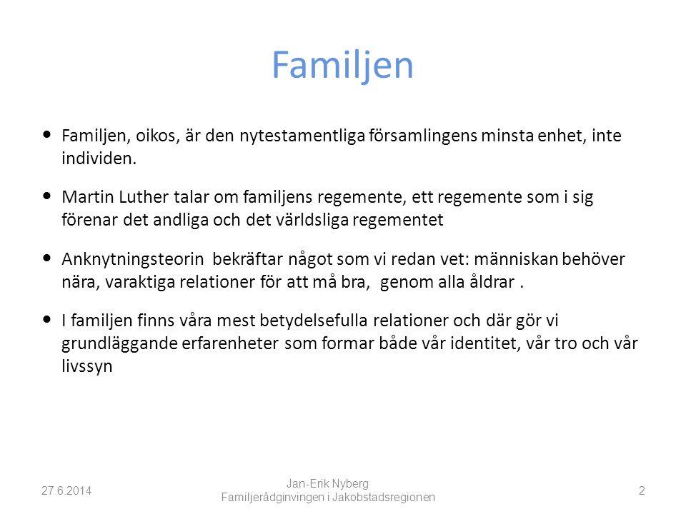Familjerådginvingen i Jakobstadsregionen