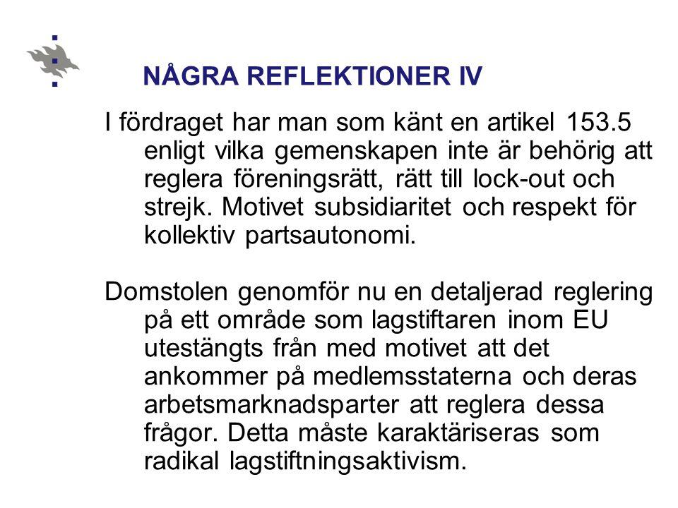 30.10.2012 NÅGRA REFLEKTIONER IV.