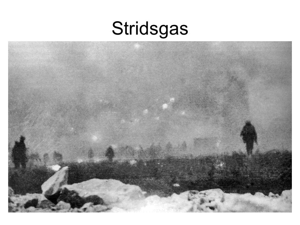 Stridsgas