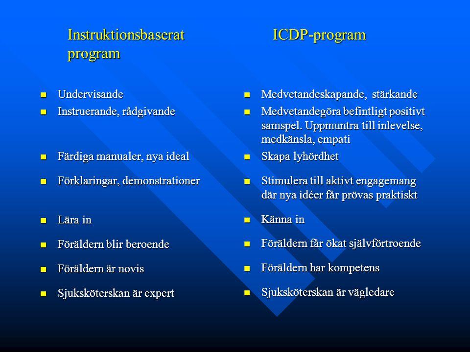Instruktionsbaserat ICDP-program program
