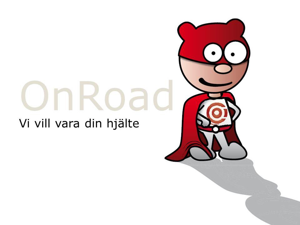 OnRoad Vi vill vara din hjälte 1