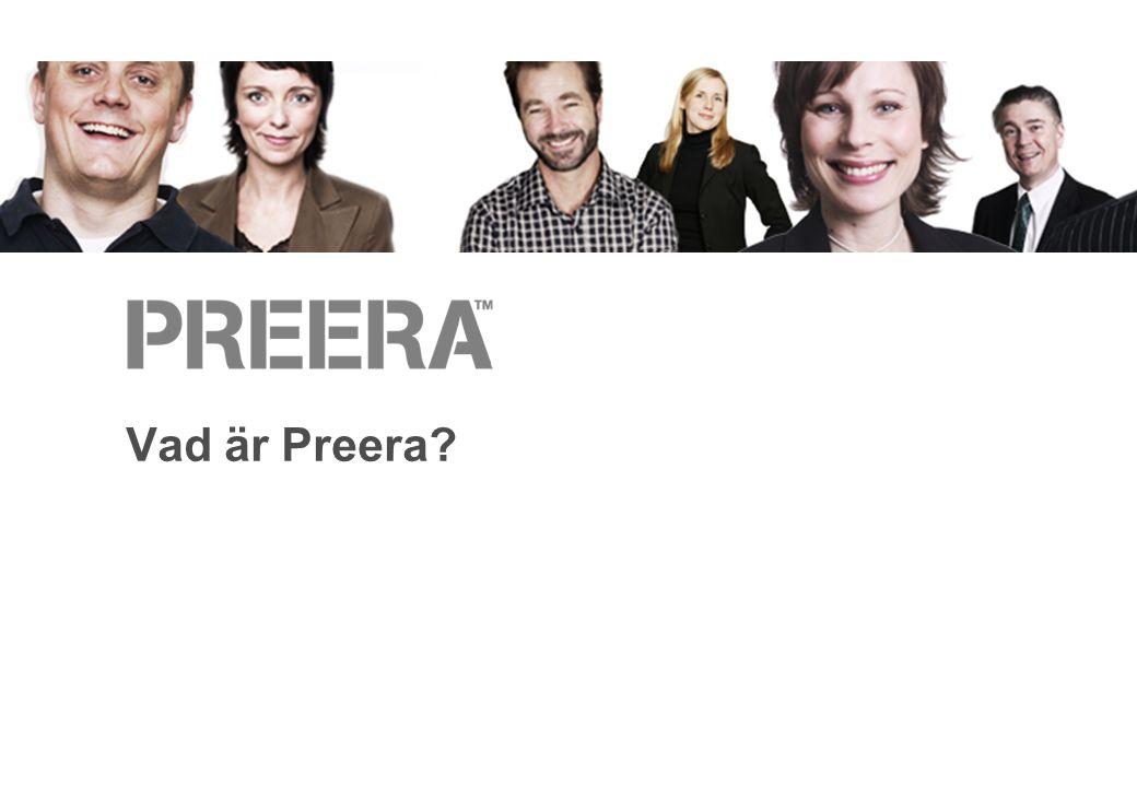 Vad är Preera