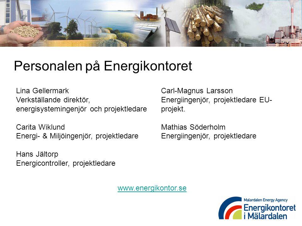Personalen på Energikontoret
